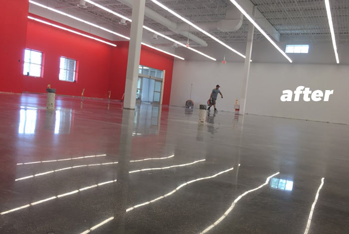 Phoenix Concrete Polishing